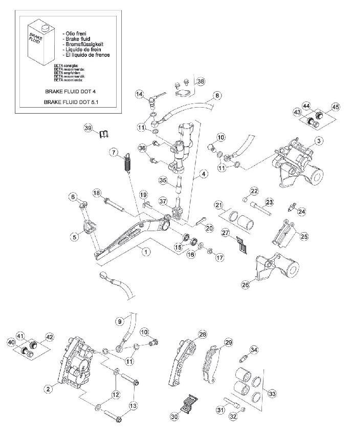 TAV-36 INSTALACION FRENO HIDRAULICO XT 2